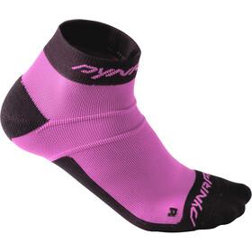 Dynafit Vert Mesh Footies fluo pink